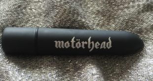Motorhead Ace of Spades vibrating bullet
