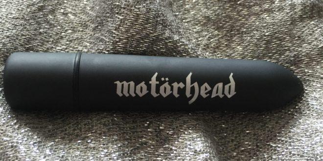 Motorhead Ace of Spades vibrating bullet