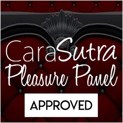 Cara Sutra Pleasure Panel Badge-Approved