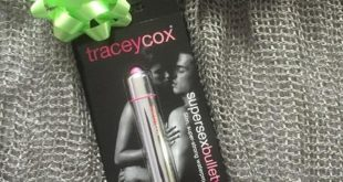 Tracey Cox bullet vibrator