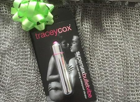 Tracey Cox bullet vibrator
