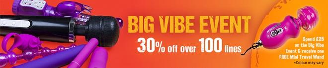 Bondara 30% off vibes Event