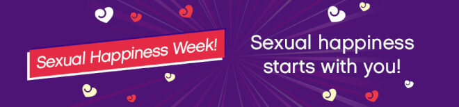 Sexual Happiness Week banner