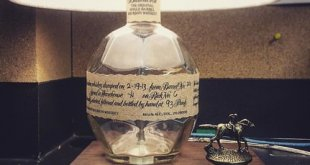 Bourbon Lamp