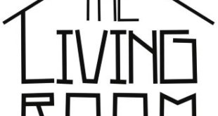 The Living Room Parties house logo