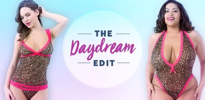 Lovehoney The DayDream Edit lingerie banner
